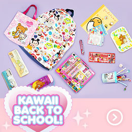 Kawaii Back To School