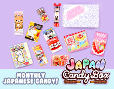 Japan Candy Box - Japanese Candy Subscription