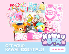 Kawaii Subscriprion Box