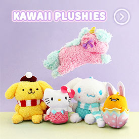 Kawaii Plushies