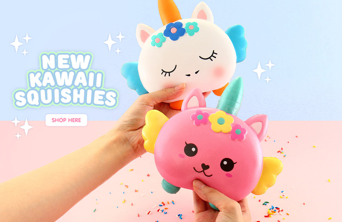 Kawaii Squishies
