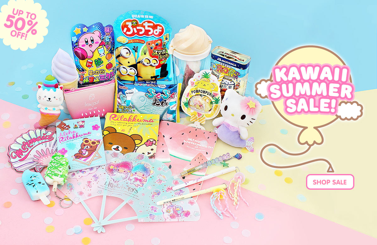 Kawaii Summer Sale