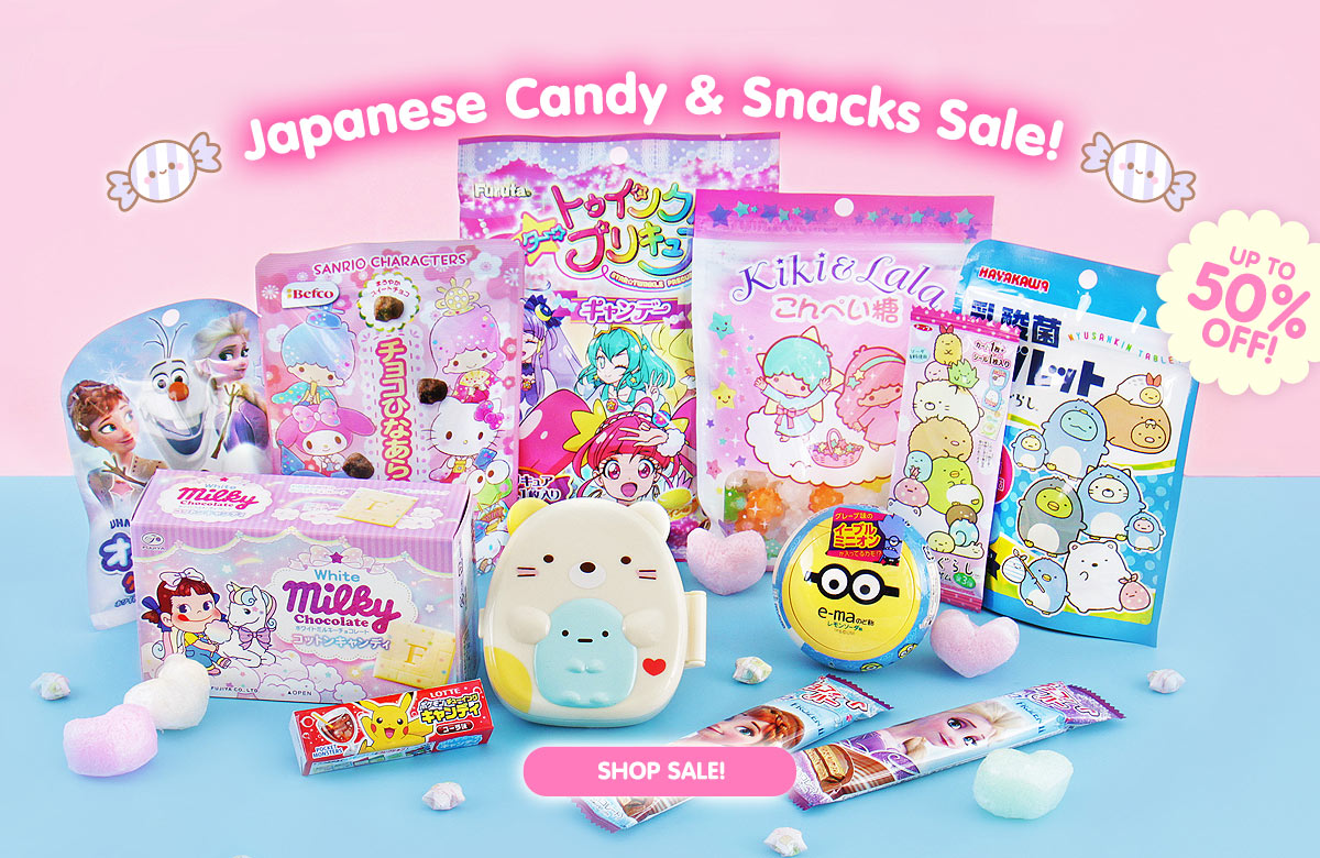 Japanese Candy Sale