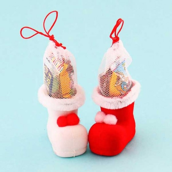 Little Christmas Stocking Candies