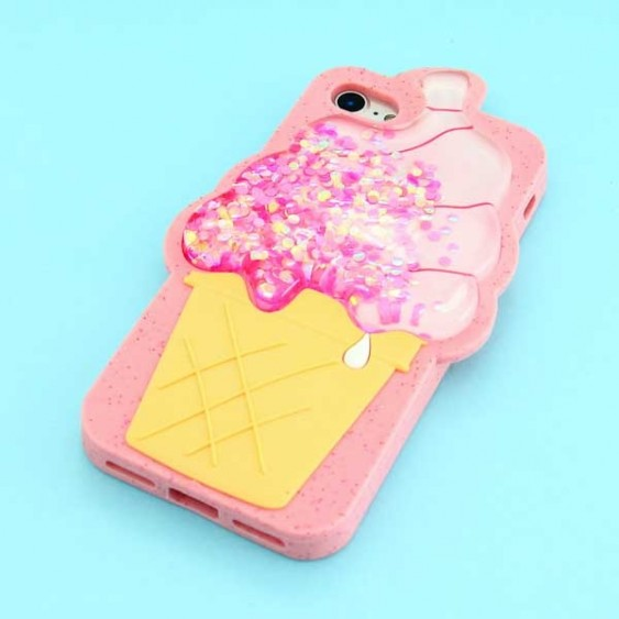 Ice Cream Protective Case for iPhone 7 / 8