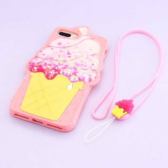 Ice Cream Protective Case for iPhone 7 / 8 Plus
