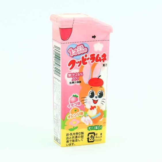 Kakudai Ramune Candies - Strawberry & Orange