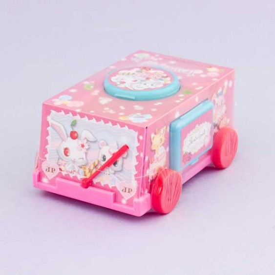 Sanrio Jewelpet Toy Car & Candy