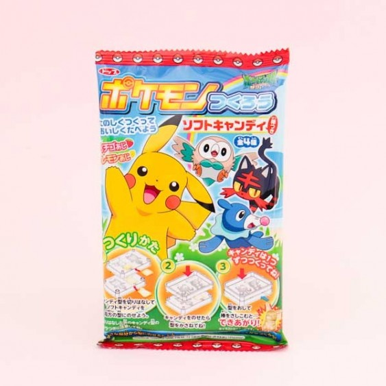 Top Pokemon Soft Candy DIY Kit
