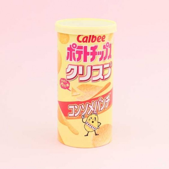 Calbee Potato Chips - Consomme Broth