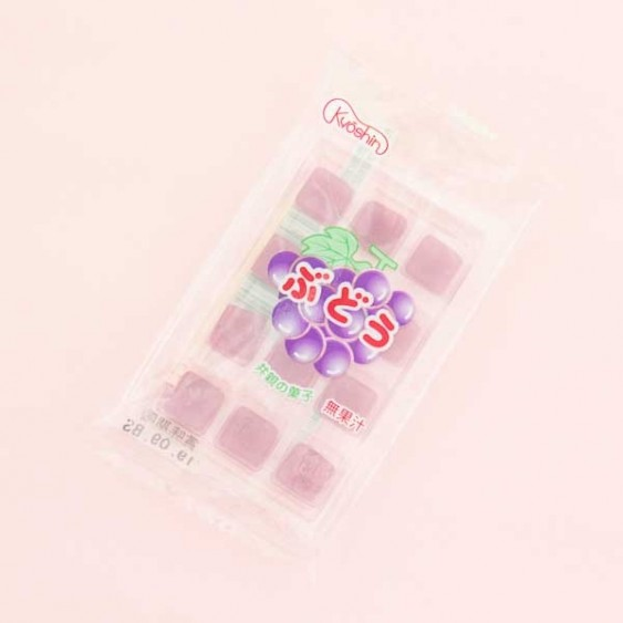 Kyoshin Grape Mochi Candies
