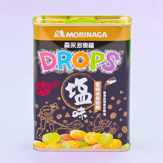 Morinaga Sakuma DROPS Candies - Salty Fruit Mix