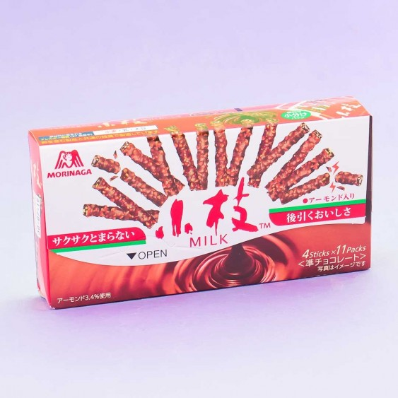 Morinaga Koeda Almond Chocolate Sticks