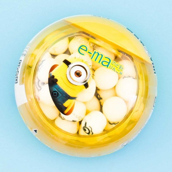 E-ma Minions Throat Candy - Apple