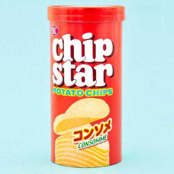 Chip Star Potato Chips - Consomme