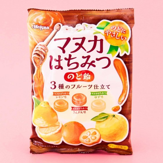 Manuka Honey & Fruit Assortment Throat Candy