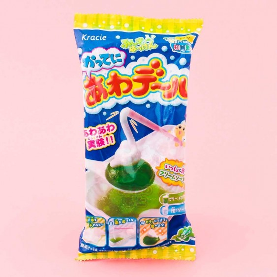 Kracie Bubble Discovery DIY Jelly Candy Kit