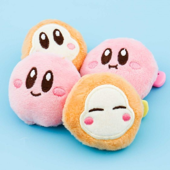 Soft Kirby Badge