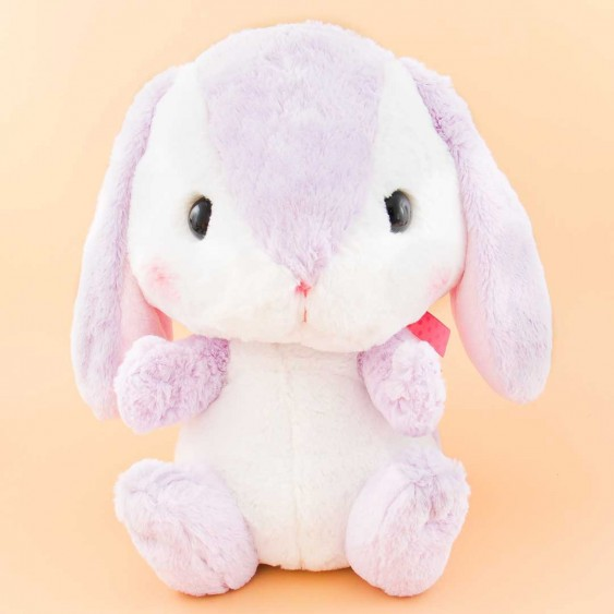 Pote Usa Loppy Plushie - Sumire-chan / Big