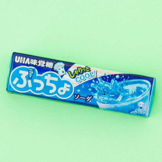 Puccho Chewy Candy - Cool White Soda