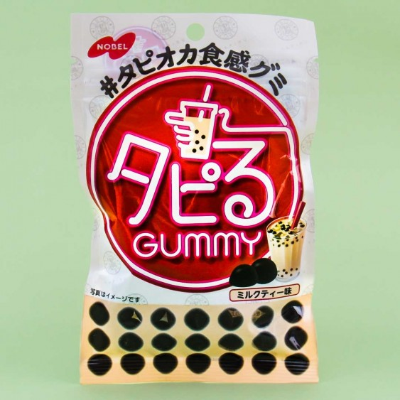 Nobel Bubble Milk Tea Gummies