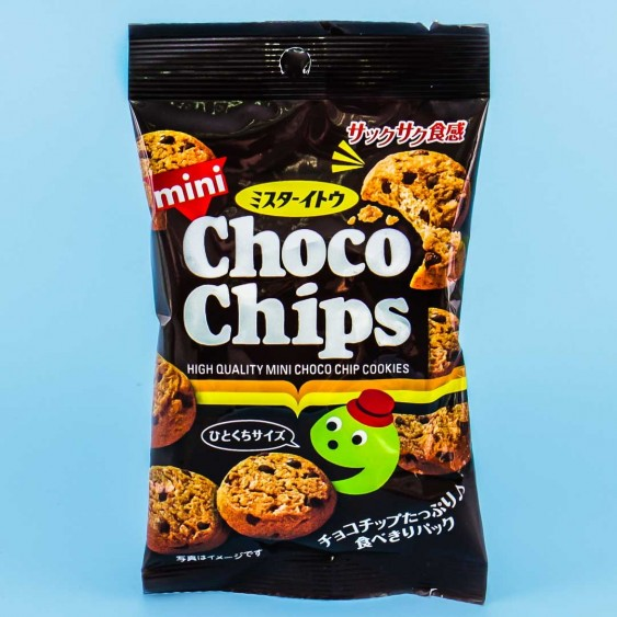 Mr. Ito Mini Chocolate Chip Cookies