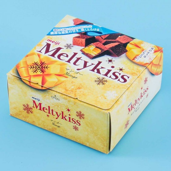 Meiji Meltykiss Mango Chocolates