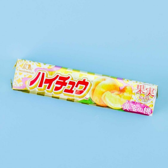 Hi-Chew Candy - Golden Peach