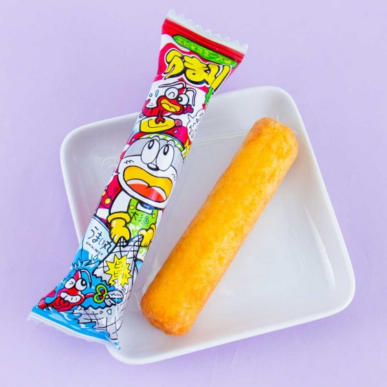 Umaibo Shrimp & Mayo Snack Stick Set - 5 pcs