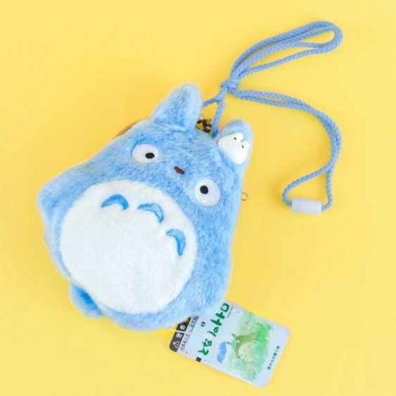 Chu-Totoro Long Strap Purse