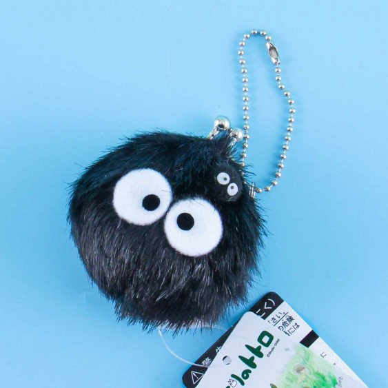 My Neighbor Totoro Soft Coin Purse - Soot Sprite
