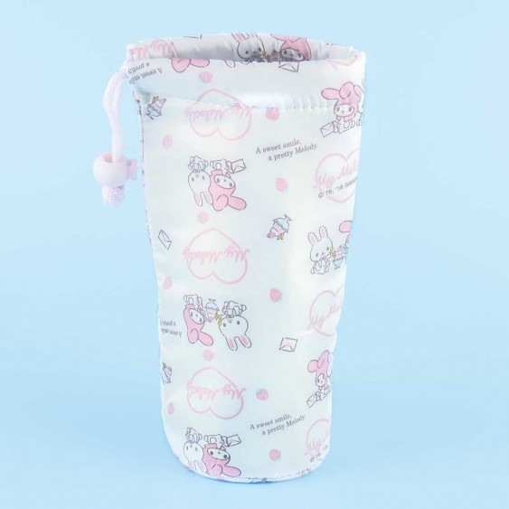 My Melody Insulated Bottle Holder
