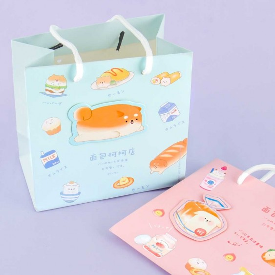 Bread Doggy Gift Bag