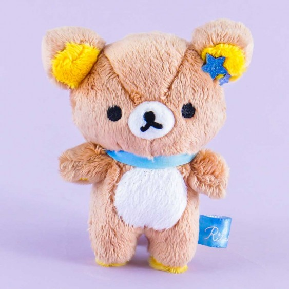 Rilakkuma Starry Night Plushie - Medium