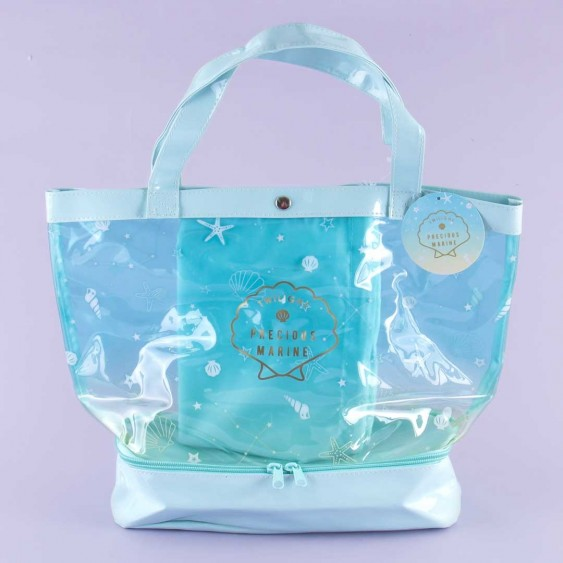 Twilight Precious Marine Shoulder Bag