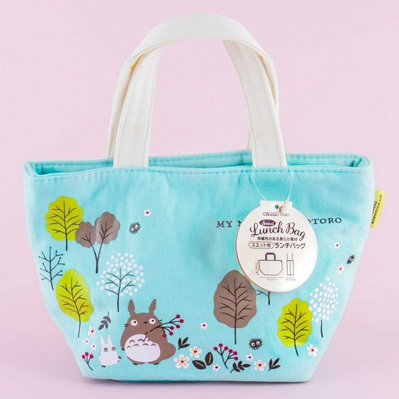 My Neighbor Totoro Nature Lover Lunch Bag