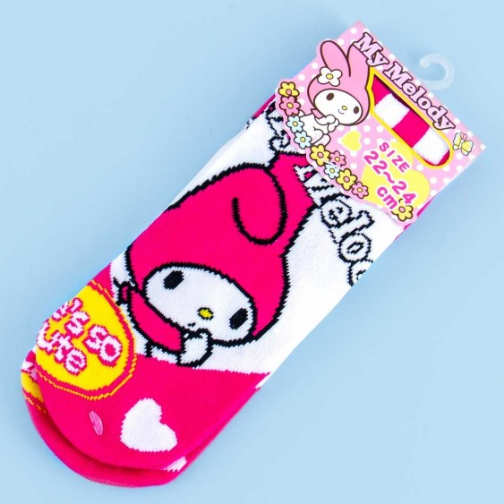 My Melody She's So Cute Socks