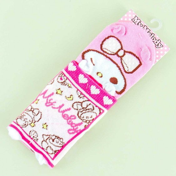 Sleeping My Melody Socks