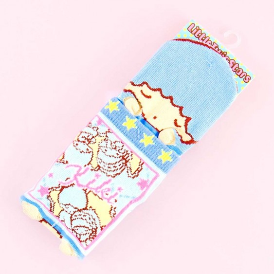 Little Twin Stars Socks - Sleeping Kiki