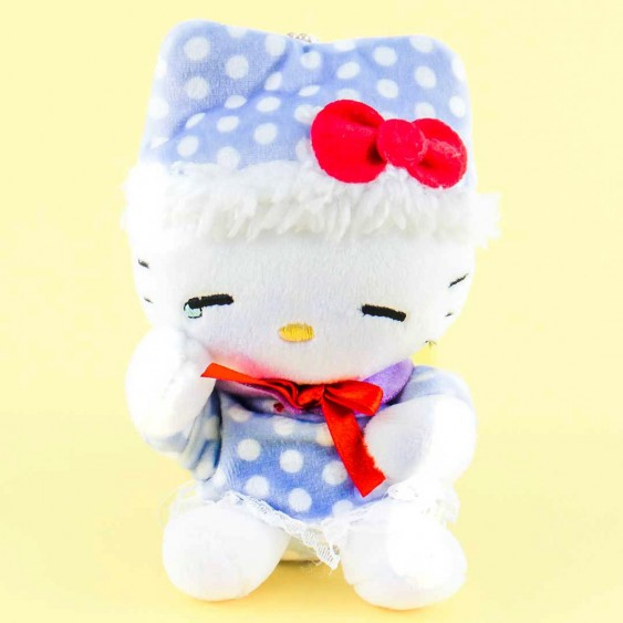 Hello Kitty Nighttime Plushie Charm - Medium