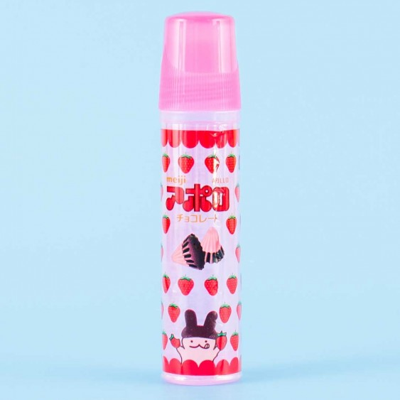 Apollo Strawberry Chocolate Colored Glue Pen