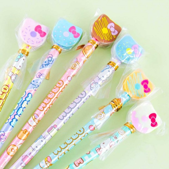 Hello Kitty Donut Scented Pencil