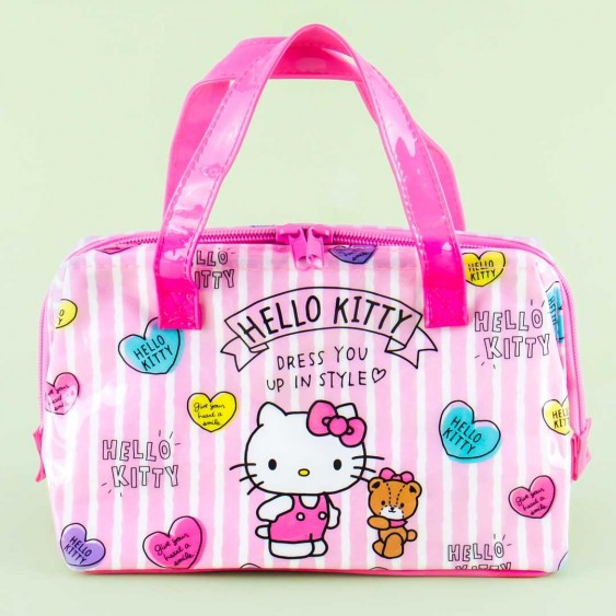 Hello Kitty Dressing Up Lunch Bag
