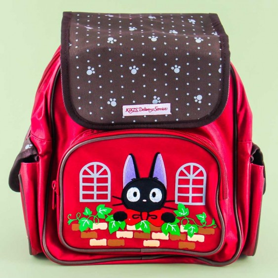 Kiki's Delivery Service Jiji's Brick Fence Backpack