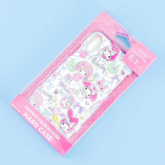 My Melody & My Sweet Piano Hard Case for iPhone XR / XS