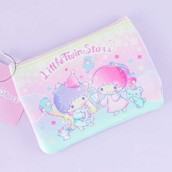 Little Twin Stars Party Time Coin Purse