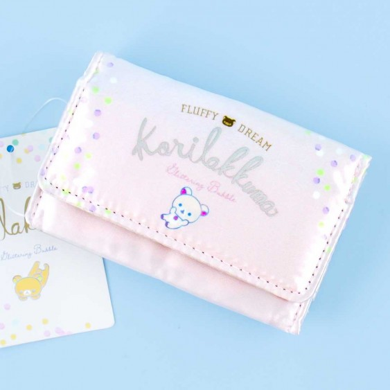 Rilakkuma Fluffy Dream Key Purse
