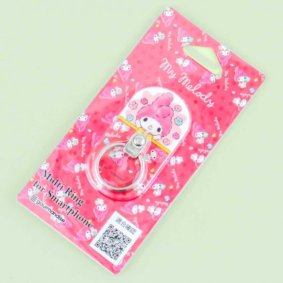 My Melody Floral Dreams Smartphone Ring Holder