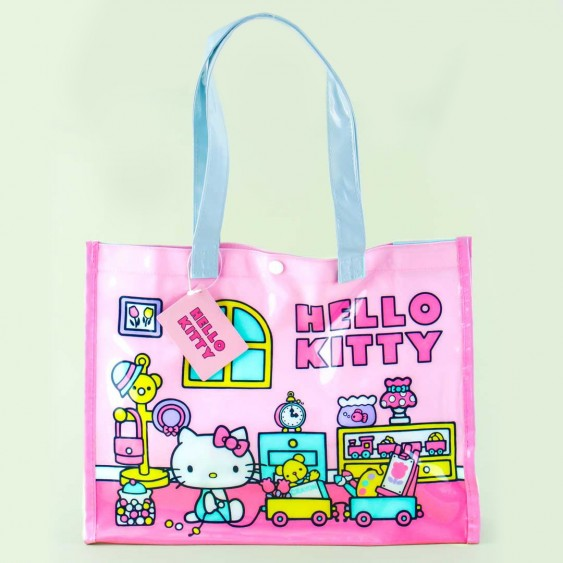 Hello Kitty In The House Shoulder Bag