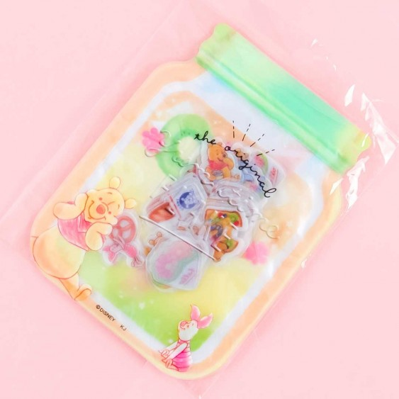 Winnie The Pooh Pastry Sticker Flakes